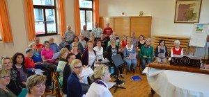 Gesangverein Konkordia präsentiert sich mit neuem Schwung