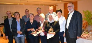 Caritas-Freiwillige geehrt