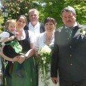 Hochzeit von Marianne Metzler und Ludwig Dietrich