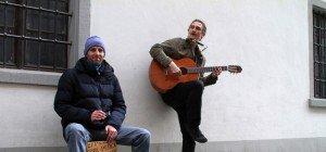 Straßenmusiker in Feldkirch: Interview mit Mikko und Tom
