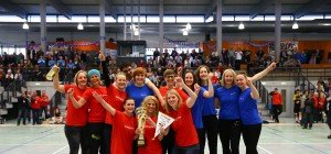 Double für Feldkirchs Handballdamen