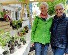 """Pflanzen-Tauschbörse, Tanz und """"scharfe Gmüaspartie"""""""