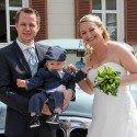 Hochzeit von Sladana Uglajrevic und Christian Mathies