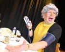 Oma Lilli Kabarett nur am 1. Juni im Alpengasthof Muttersberg