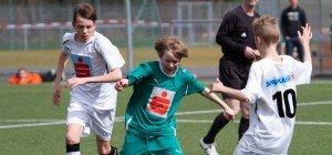 41. Fußball Schülerliga Landesfinale in Hohenems live auf VOL.AT
