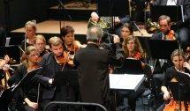 Symphonieorchester mit zeitgenössischen Tönen