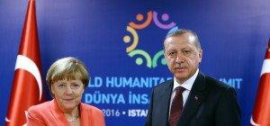 Merkel traf Erdogan: Fragen nicht vollständig geklärt
