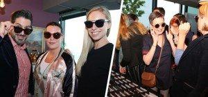 Neue Kollektionen von Andy Wolf Eyewear bei Pop Up Event in Wien präsentiert
