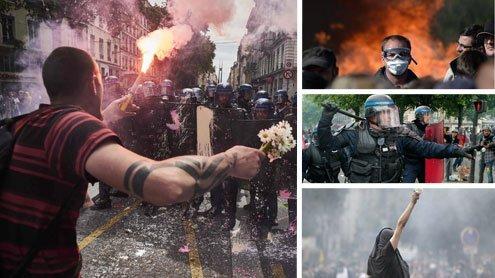 Zwei Wochen vor Start der EM versinkt Frankreich im Chaos!