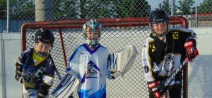 Ball Hockey Event in Hohenems