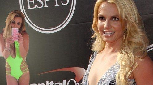 Britney's Bikini-Präsentation auf Instagram