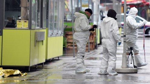 21-Jähriger prügelt PassantininWien auf offener Straße tot