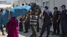 Idomeni: Chaos-Camp vollständig geräumt