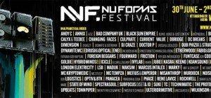Nu Forms Festival 2016 lädt mit urbanen Klängen nach Wiesen