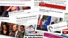 Internationale Medien nach dem VdB-Erfolg!
