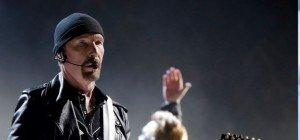 The Edge ist der erste Rock-Star, der in der Sixtinischen Kapelle spielen durfte