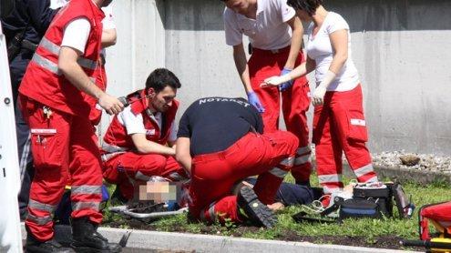 Flüchtling stürzt in Wolfurt aus viertem Stock – schwer verletzt
