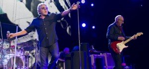 The Who live in Wien: Konzert in der Stadthalle
