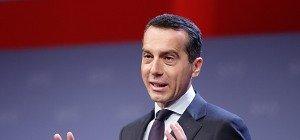 SPÖ-Parteitag wählt Christian Kern zum neuen Vorsitzenden