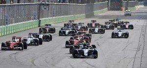 Rosberg feierte überlegenen Sieg bei Europa-GP in Baku