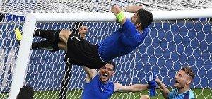Italien gegen Deutschland wohl ohne De Rossi und Candreva