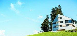 Aktiv-Haus am Hang