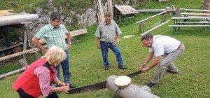 Filmdokumentation über die Berggemeinde Bartholomäberg
