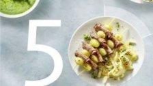 Die fünfzig gesündesten Zehn-Minuten Rezepte