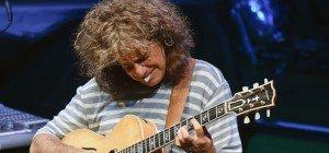 US-Jazzgitarrist Pat Metheny: Virtuos wie eh und je im Wiener Konzerthaus