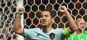 Mitfavorit Belgien steht im Viertelfinale