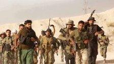 IS drängt syrische Rebellen zurück