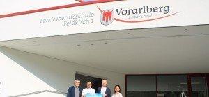 Erfolgreiche Sozialaktion der Landesberufsschule Feldkirch