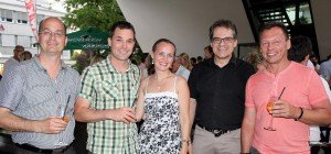 WIFI Vorarlberg feiert seine Trainer