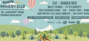 Summerville Festival: Stimmungsvolles Line-Up lädt nach Wiesen