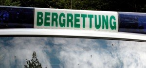 In Felsrinne verstiegen: Wanderer im Tennengebirge per Hubschrauber gerettet
