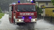 Unwetter im Innviertel fordert ein Todesopfer