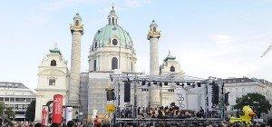 Popfest Wien: Keine Notwendigkeit für Sicherheitsmaßnahmen