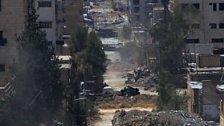 Aleppo: Hilfskorridore für humanitäre Hilfe