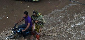 26 Hochzeitsgäste bei Überschwemmung in Pakistan gestorben