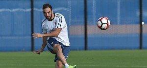 Wechsel von Higuain zu Juventus Turin offiziell bestätigt