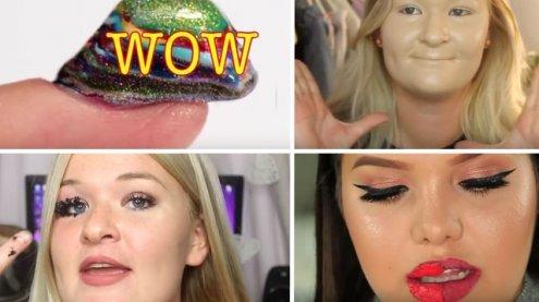 100 Schichten – Die skurrilsten Beauty-Challenges auf YouTube