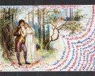 Noten statt Worte: 44 verschlüsselte Postkarten aus dem Bregenzerwald