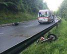 Schwerer Motorradunfall in Bregenz – Langener Straße gesperrt