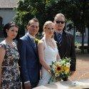 Hochzeit von Carina Attelschek und Andreas Mayer