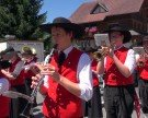 Video: Festumzug Bezirksmusikfest in Egg 2016