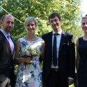 Hochzeit von Miriam Gächter und Andreas von der Thannen