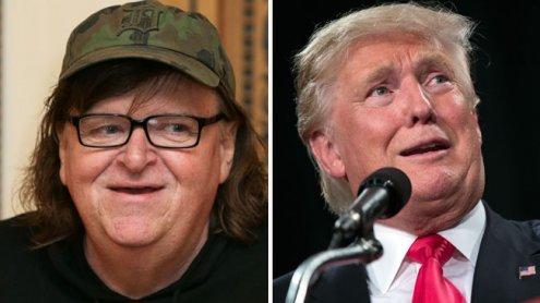Darum wird Trump Präsident: 5 Gründe von Kult-Regisseur Moore