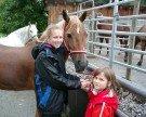Junge Pferdeliebhaber gibt es mehr als genug