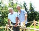 LÄNDLE-TALK vom Kristberg im Silbertal mit Werner Zudrell