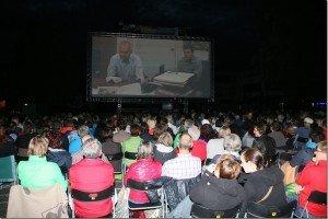Großes Kino am Rankweiler Marktplatz mit sensationellem Start